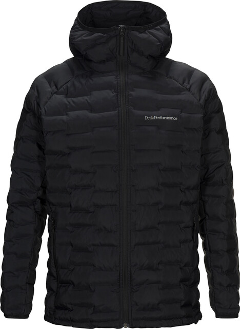 Peak Performance Argon Light Kapuzenjacke Herren black